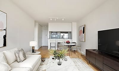 Living Room, 40 West 60th St., 0