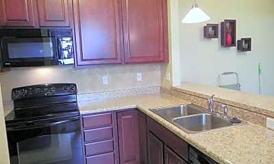 Kitchen, 3404 Hiram St D2, 1