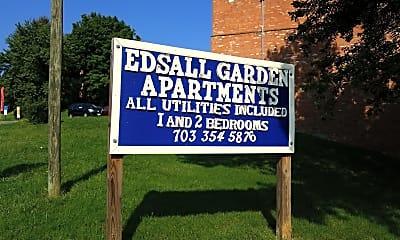 Edsall Gardens, 1