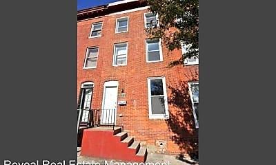 Building, 1322 W Pratt St, 0