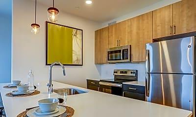 Kitchen, The Concord, 0
