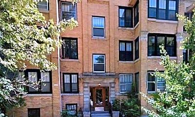 Building, 5943 N Paulina St, 2