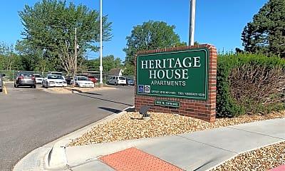 Heritage House, 1