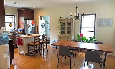 Dining Room, 47 Portland Pl 2, 1