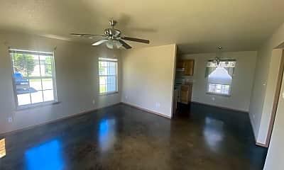 Living Room, 1800 N M St, 1