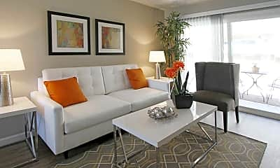 Living Room, Barclay Square, 1