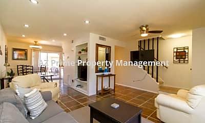 Living Room, 6558 S La Rosa Dr, 1