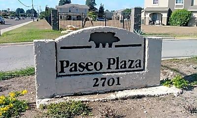 Paseo Plaza, 1
