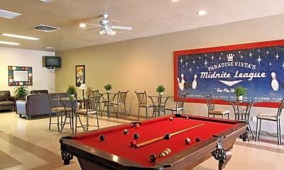 Clubhouse, Paradise Vista Apartments, 1