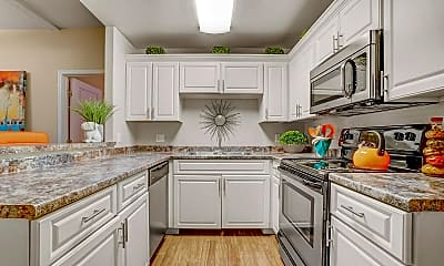 Kitchen, Luxe 1930 Apartment Homes, 1
