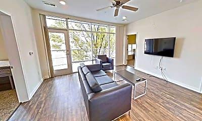 Living Room, 505 S 1st St, 2