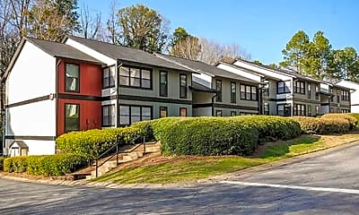 Building, The Arbors at East Cobb, 1