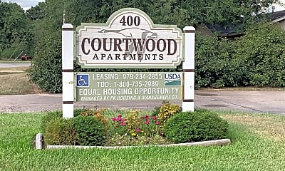 Courtwood Apts, 1