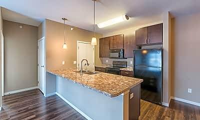 Kitchen, Ironwood Apartments, 1