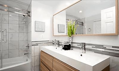 Bathroom, 1505 Kewalo St, 2