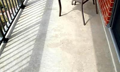 Patio / Deck, 2220 Fairfax Dr 601, 2