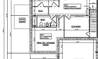 Bedroom, 814 Daisy Ln, 2