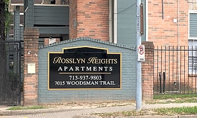 Roselyn Heights, 1