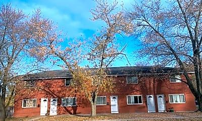 Building, 1002 N School St, 1
