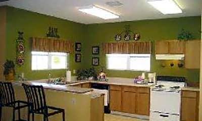 Kitchen, 12230 S Strang Line Ct, 2