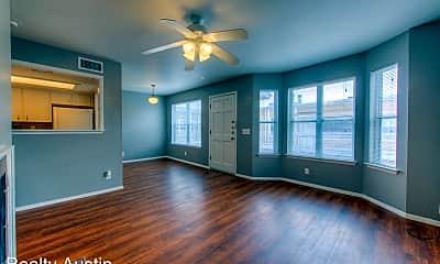 Living Room, 3400 Speedway, 0