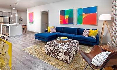 Las Positas Apartments, 1