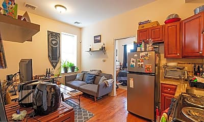 Living Room, 2001 Federal St 2, 0