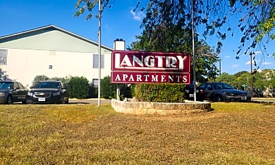 Langtry Apartments, 1