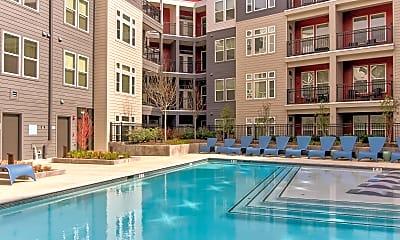 Pool, Cameron Square, 0