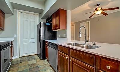 Kitchen, 7575 Kirby Dr 1101, 1