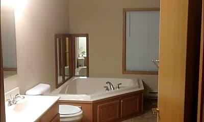 Bathroom, 6880 White Road, 1