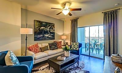 Living Room, Drake Midtown, 1