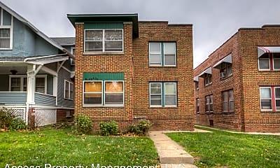 Building, 3306 Jackson St, 1