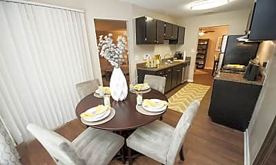 Dining Room, Vinings Apartment Homes, 1