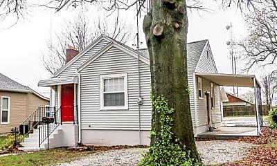 Building, 1417 E McDaniel St, 0