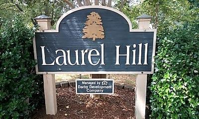 Laurel Hill Apartments, 1