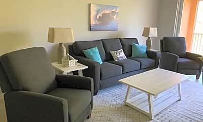 Living Room, 10700 Palazzo Way 203, 1