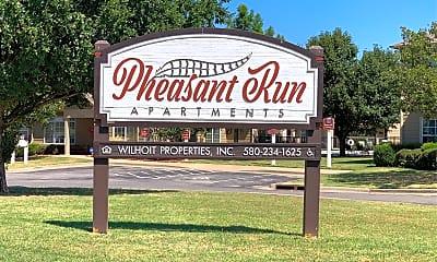 Pheasant Run Apartments, 1