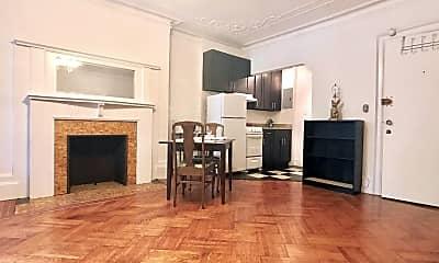 Living Room, 309 W 107th St, 1