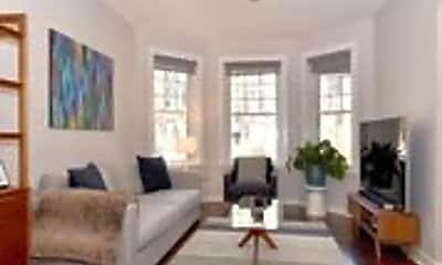 Living Room, 1421 W Rascher Ave, 1