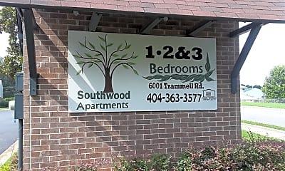 Southwood Apartments, 1
