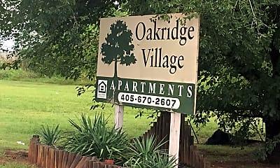 Oakridge Village Apartments, 1