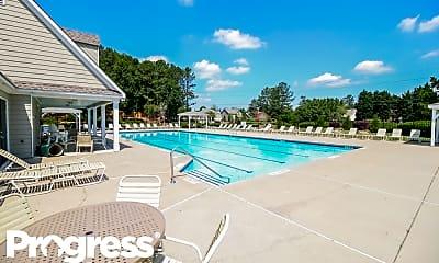 Pool, 1468 Evanston Ln, 2