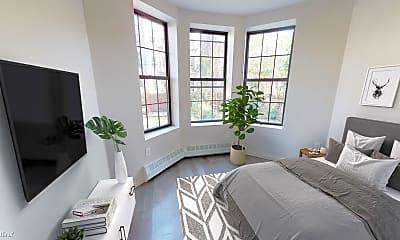 Bedroom, 16-84 Linden St, 2