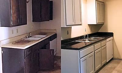 Kitchen, Oakshire Downs, 2