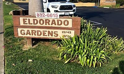 El Dorado Garden, 1