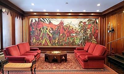 Living Room, 2501 Calvert St NW 409, 2