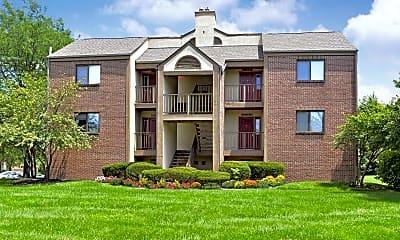 Building, Stoney Creek Apartments, 0
