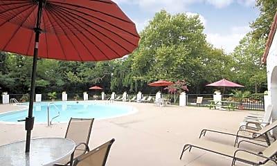 Pool, Cordoba Apartments, 1