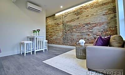 Living Room, 1159 St Johns Pl 2B, 1